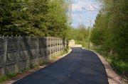 Nowy dywanik asfaltowy na ulicy Kieleckiej wChęcinach
