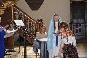 W Chęcinach rozbrzmiały Pieśni Maryjne