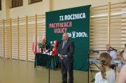 73. rocznica pacyfikacji Wolicy