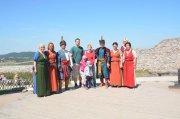 Półmilionowa turystka odwiedziła Zamek wChęcinach