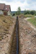 Kolejne wodociągi powstają na terenie gminy Chęciny