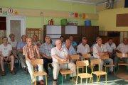 Spotkanie Burmistrza Gminy iMiasta Chęciny zmieszkańcami Osiedla Sosnówka wChęcinach