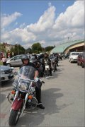 VIII Świętokrzyski Zlot Motocykli SHL iPojazdów Zabytkowych