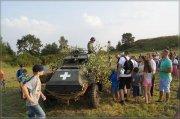 VII Piknik Historyczny ˝II Wojna Światowa wChęcinach