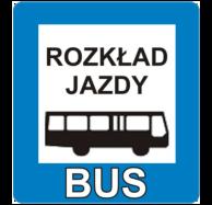 Rozkład jazdy BUS