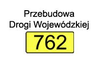 Rozbudowa DW 762