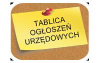 Tablica Ogłoszeń Urzędowych