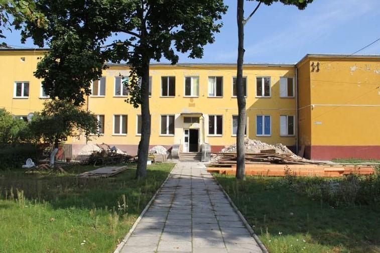 Szkoła wWolicy przechodzi termomodernizację. Jest blisko 1 milion 600 tysięcy złotych dofinansowania!